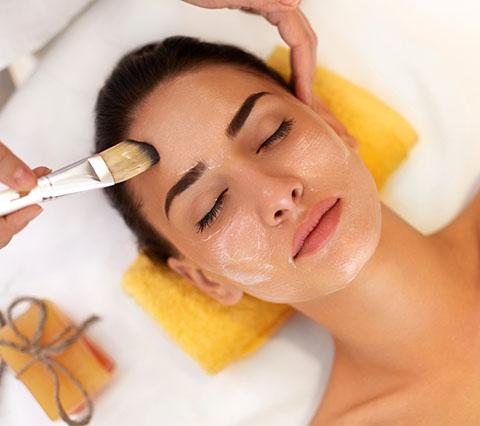 Sistema de limpieza de spa facial de Homedics